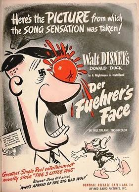 Donald Duck - Der Fuehrer's face