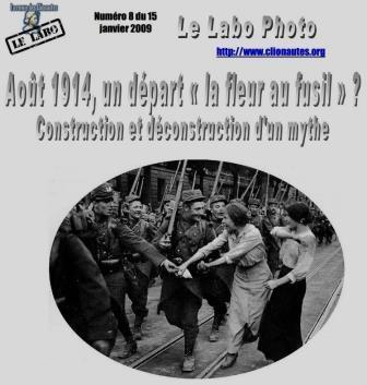 Aout 1914 Une Mobilisation La Fleur Au Fusil Un Mythe Relaye