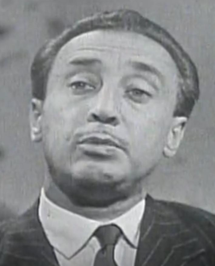 Romain Gary déc 1956